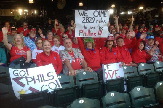 Phillies Vacations to Boston