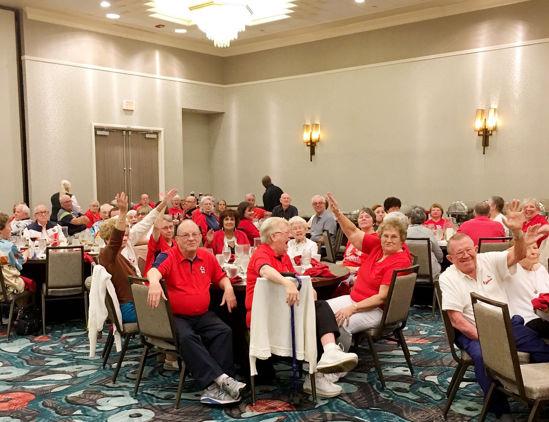 Cardinals Seniors 2022