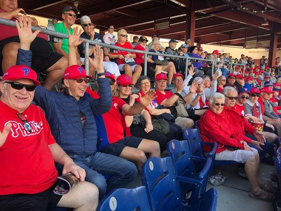 Phillies Spring Training 2022