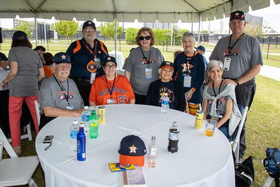 Astros Spring Training 2022