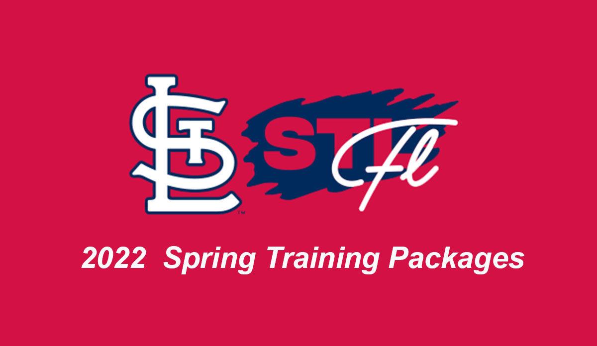 Cardinals 2022 Spring Training